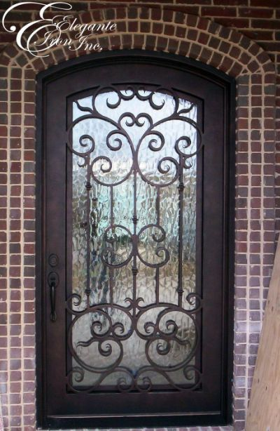 17 Best Ideas About Iron Front Door On Pinterest Wrought