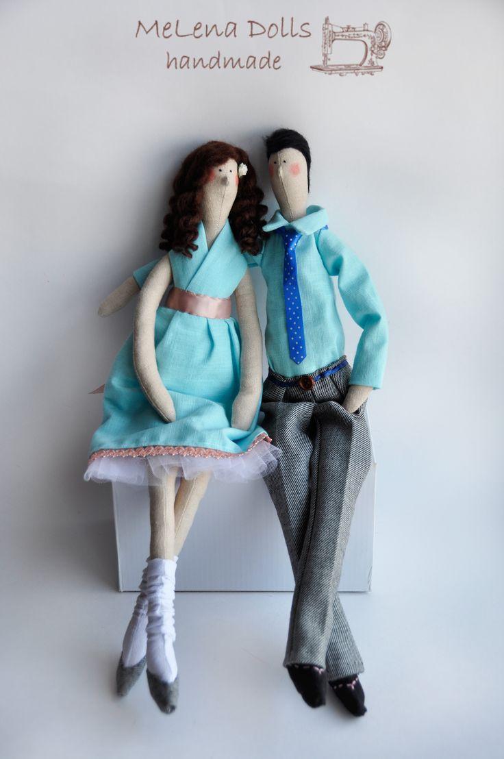 Melena Dolls by Elena Kolodko www.facebook.com/melenadolls Tilda Doll - Tildas - Handmade - Sewing - Tilda - Home - Family
