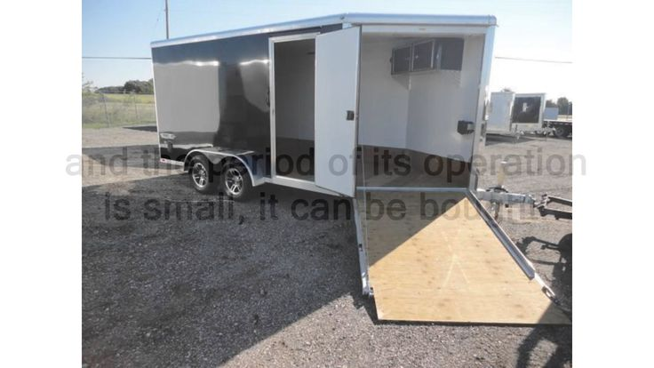 Snowmobile Trailers in Park City - How To Choose A Snowmobile Trailer