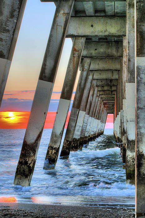 A Wrightsville Beach Morning - JC Findley