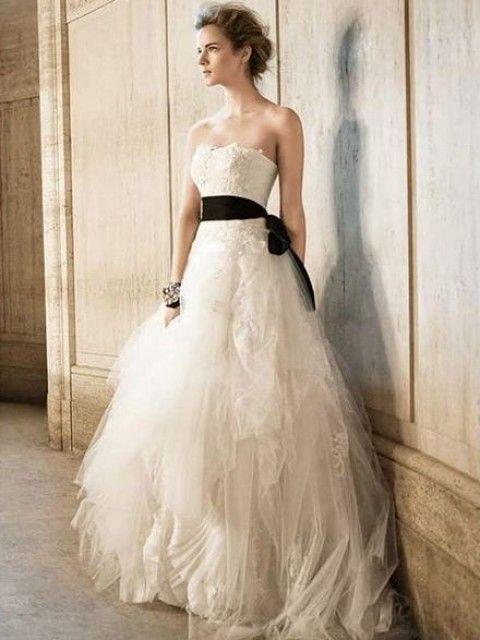 Stunning  best Vera Wang images on Pinterest Wedding dressses Vera wang wedding dresses and Marriage