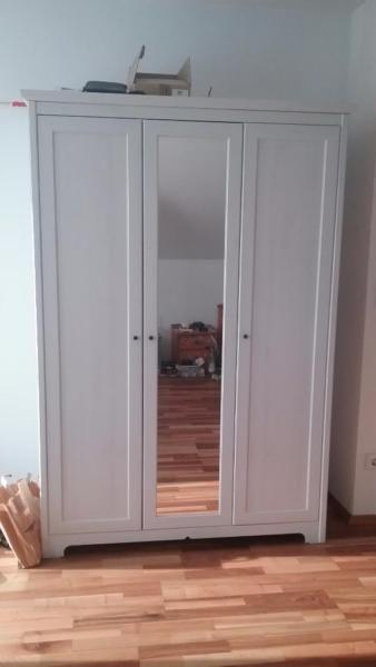 Kleiderschrank ikea weiß spiegel  Die besten 25+ Kleiderschrank mit spiegel Ideen auf Pinterest ...