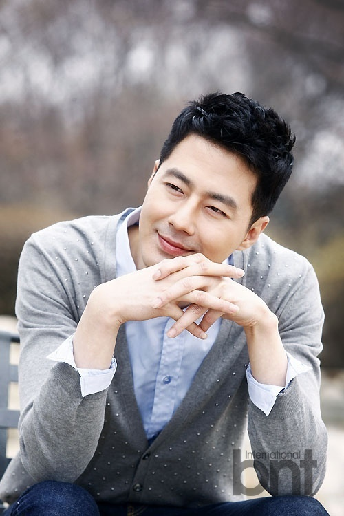 Jo In Sung. He looks as fresh as a Spring morning!