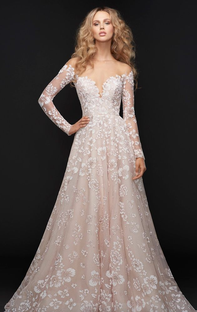 Wedding Dress Inspiration Hayley Paige From Jlm Couture Suknia