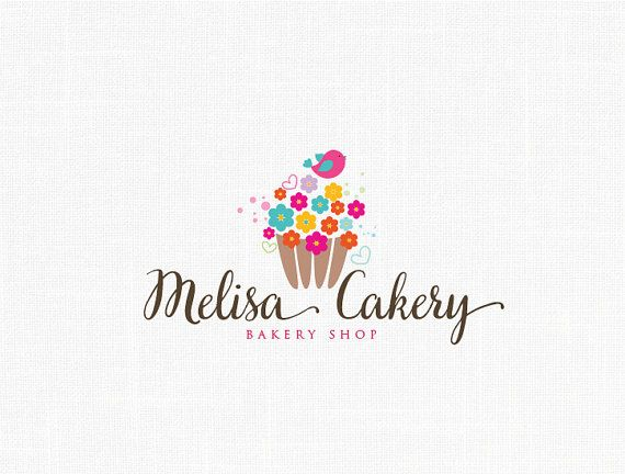 Best Cakis Images On Pinterest Cupcake Logo Bakery Logo
