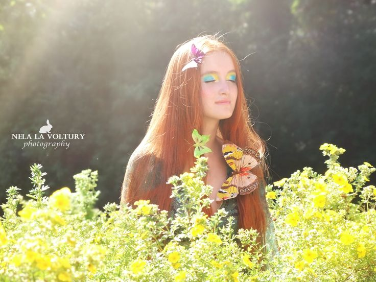 Model: Kristýna Šťastná  Photo by: Nela Isabella la Voltury  MUA: Nela la Voltury