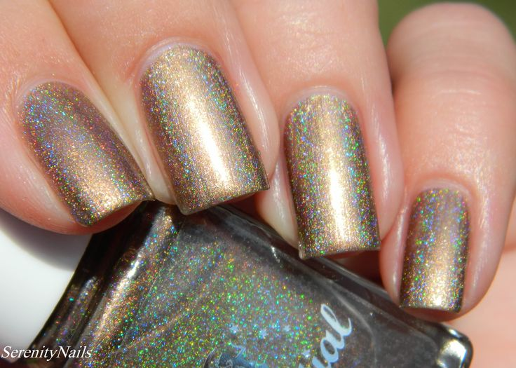 Chocolate River swatched by @serenity