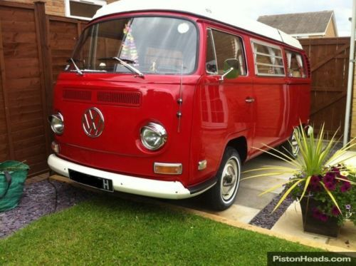 "Beautiful 1970 VW ""Early Bay"" Westfalia Camper Van (4 Berth) (1970) 