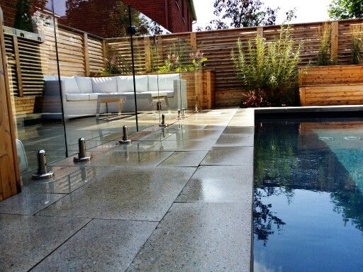24 best images about piscine pool on pinterest for Amenagement piscine creusee