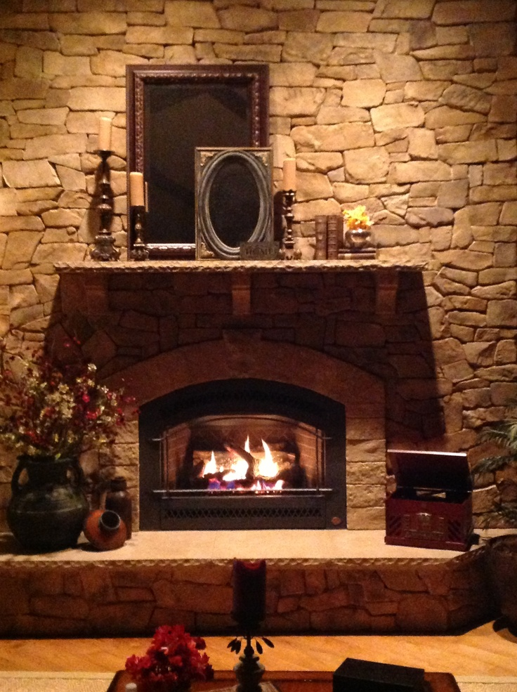 Fireplace ideas and Mantels decor