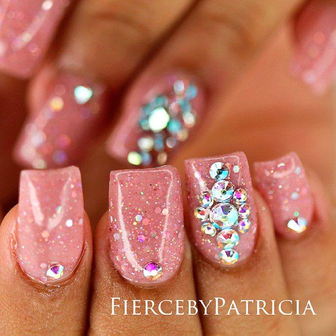 Precious Jewel Nail Designs