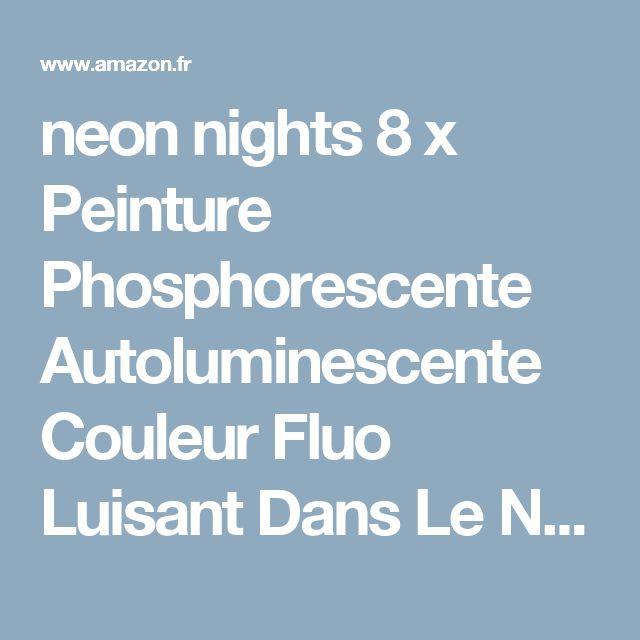 17 meilleures id es propos de peinture phosphorescente sur pinterest boca - Vernis phosphorescent v33 ...