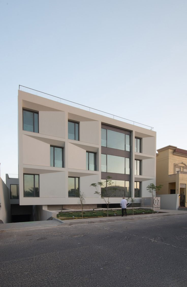 Built By AGi Architects In Kuwait City With Date 2015 Images Juan