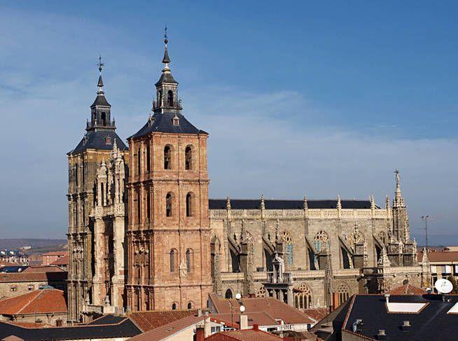 Catedral de Astorga, en León (CC)