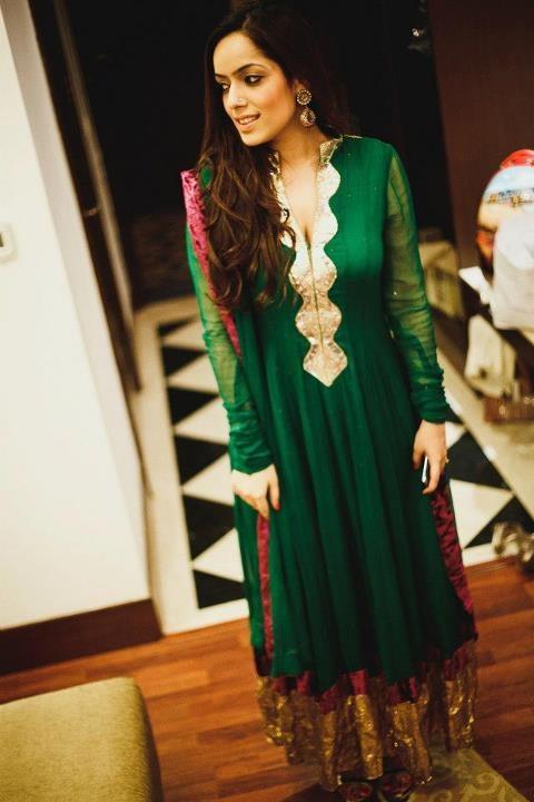 Purvi. Indian wear.