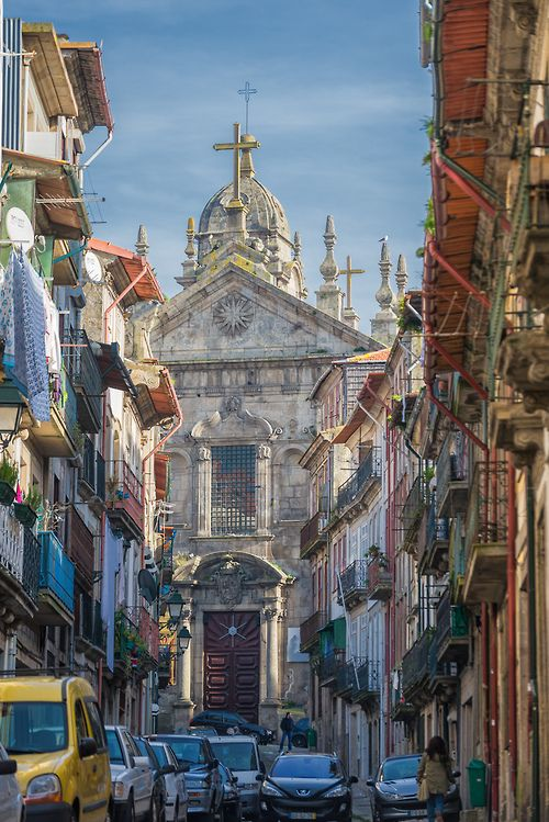 Porto, Portugal (by Brian Hammonds)
