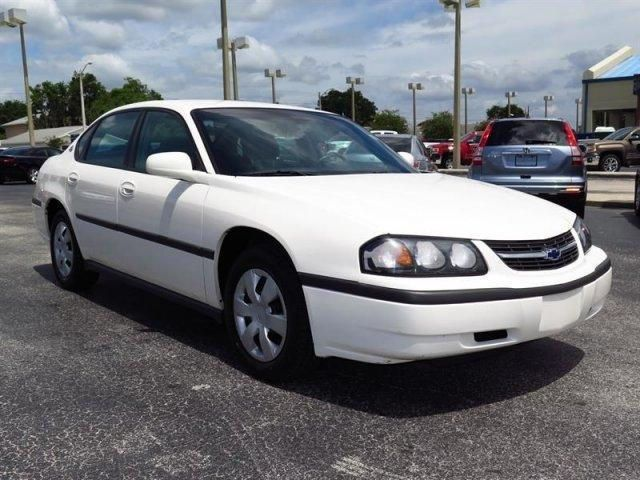 2002 Chevrolet Impala, 90,064 miles, $7,995.