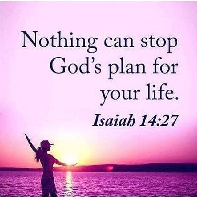 Nothing Can Stop God S Plan