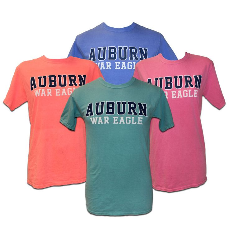 99 best auburn comfort colors images on pinterest for Auburn war eagle shirt