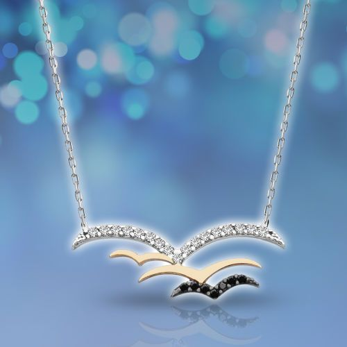 Zirkon Taşlı Kuş Tasarımlı 925 Ayar Gümüş Kolye Fiyat : 69,90-TL Kargo Ücretsiz. WhatsApp Sipariş : 0530 421 4043 http://www.hediyelimani.com/zirkon-kus-925-ayar-gumus-kolye #zirkon #taş #kuş #kolye #925ayar #gümüş #hediye