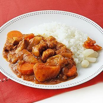 カレーライス | 藤野嘉子さんのごはんの料理レシピ | プロの簡単料理レシピはレタスクラブネット