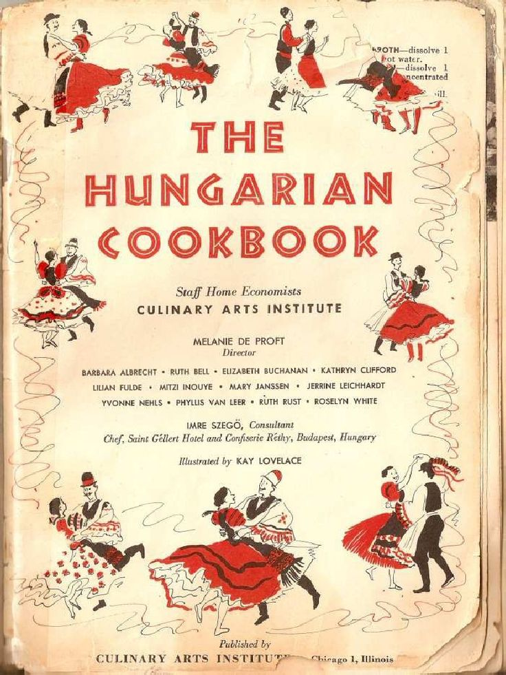 The Hungarian Cookbook 151 Most Flavorful Hungarian Recipes.pdf - This is quite authentic, the recipes were fitted a bit to foreigners' taste, aka for stew or soup we use lard and not butter or oil, but that really just matter of taste