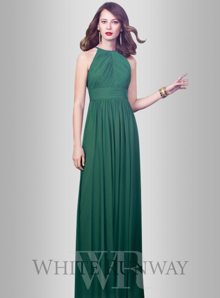 Amy Dress by Dessy Collections - In Champagne ($355)