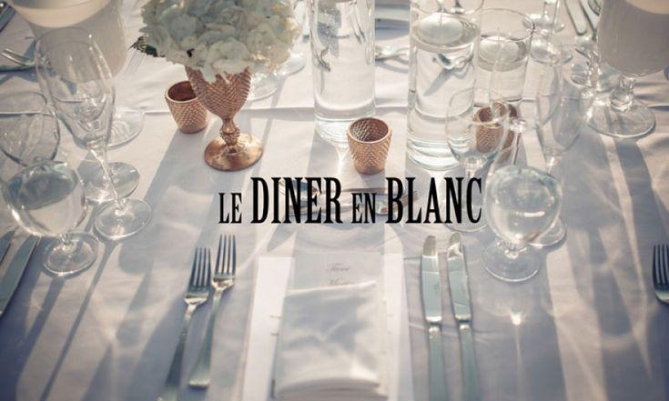 Inspo: Diner En Blanc
