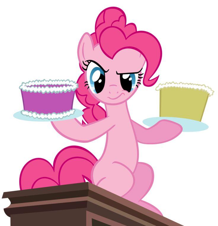 How To Make Pinkie Pie Cake