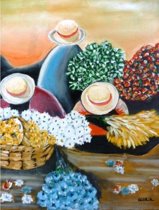 #floristasandinasenelcampo #pintura by Enrique #colmenares #DMAgallery 10000artistas.com/galeria/7638-pintura-floristas-andinas-en-el-campo-dolares-99.00-enrique-colmenares/   Más obras del artista: 10000artistas.com/obras-por-usuario/3093-enriquecolmenares/ Publica tu obra GRATIS! 10000artistas.com Seguinos en facebook: fb.me/10000artistas Twitter: twitter.com/10000artistas Google+: plus.google.com/+10000artistas Pinterest: pinterest.com/dmartistas/artists-that-inspir