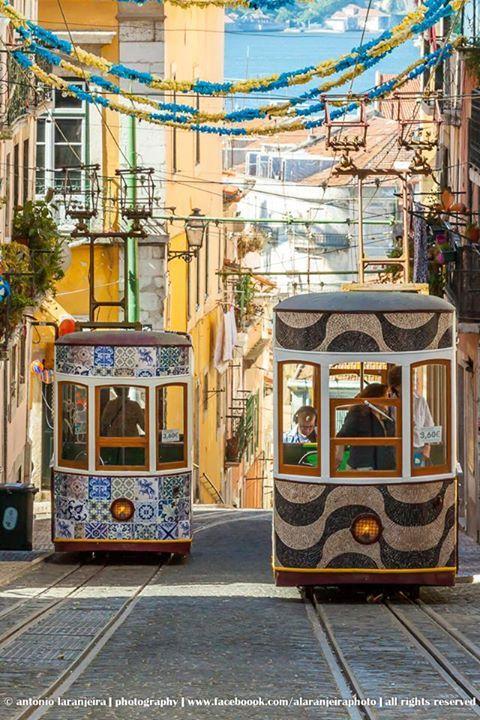 Lisbon by António Laranjeira