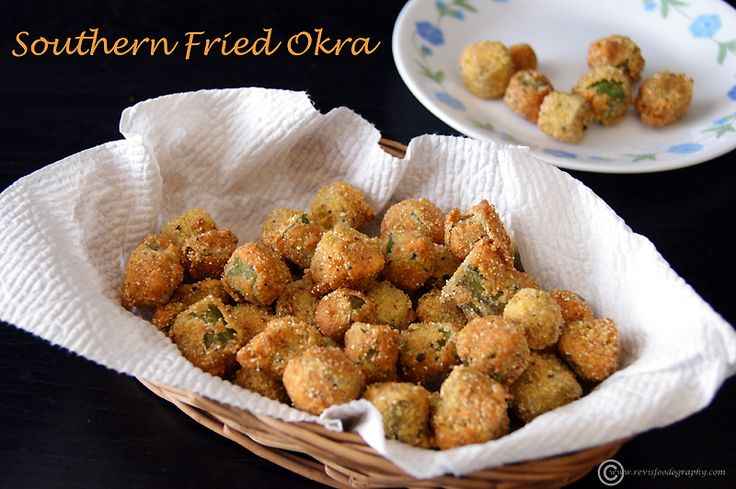 Learn how to prepare the perfectly crisp and delicious southern fried okra. Perfect as a quick snack or as a side for BBQ.