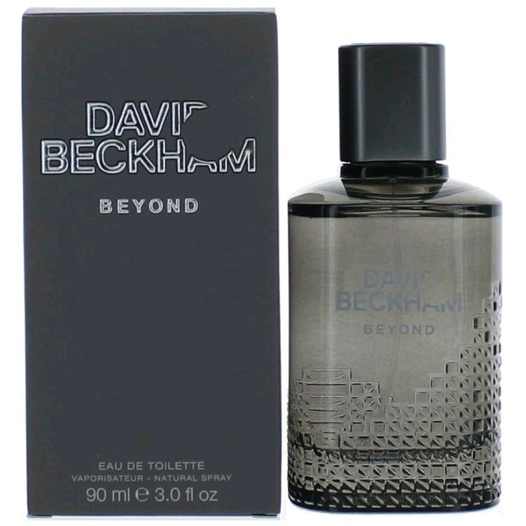 David Beckham Beyond by David Beckham 3 oz EDT Cologne Spray for Men New in Box #DavidBeckham