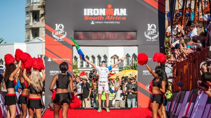 KYLE BUCKINGHAM LOOKS TO IMPROVE AT IRONMAN SA 2015