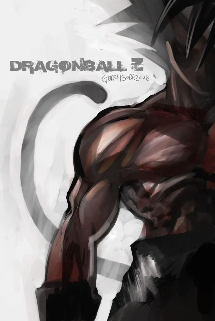 dragon ball z | Songoku