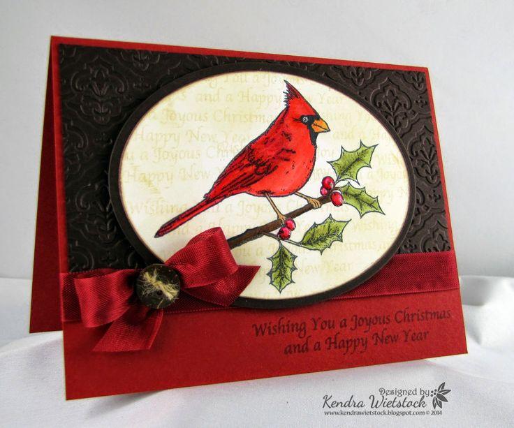 Card Making Ideas Gina K Part - 17: Gina K Blog Hop: Peace U0026 Joy. Winter CardsHoliday ...