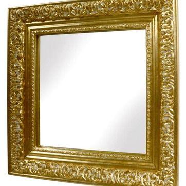 Spegel Guld Antique Baroque