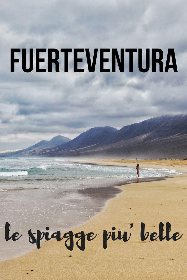 Fuerteventura: le spiagge più belle dell'isola