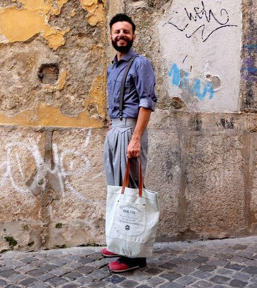 Mendiga Shopper Bag