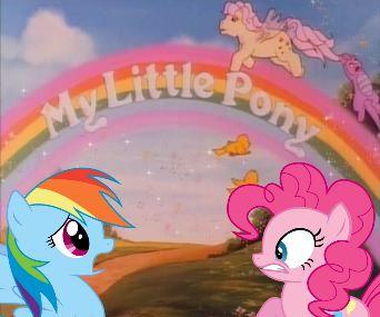 Resultado de imagen para pequeño pony antiguo