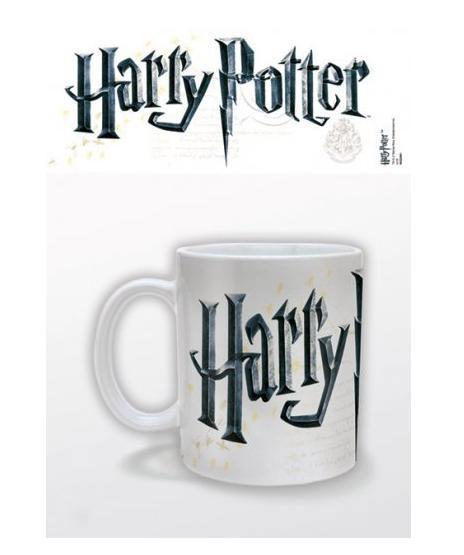 Taza Harry Potter, logo