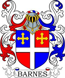 Contact | Coat of arms, Barnes, Arms