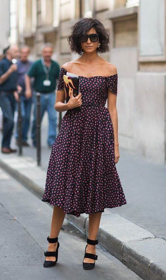 20+ Midi Dresses for Spring 7