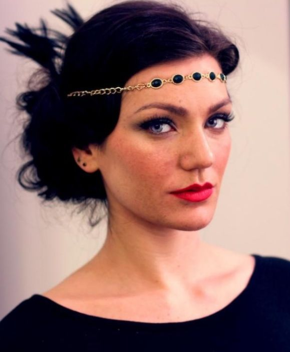 Great Gatsby hair style 001 | Beauty Board (Hair & Makeup ...