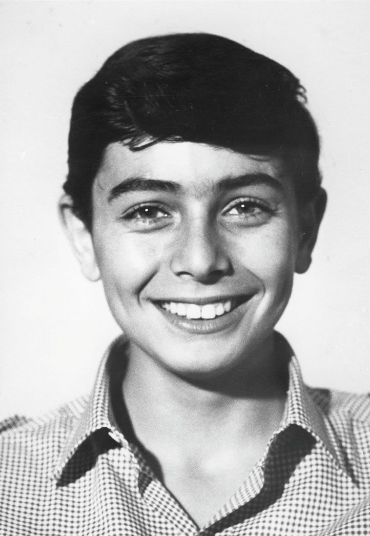franco gasparri | Franco-gasparri-bambino (Franco as a child)
