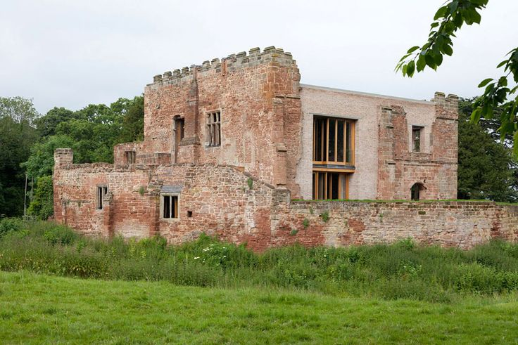 2013 RIBA stirling prize_witherford watson mann architects: astley castle renovation - designboom | architecture