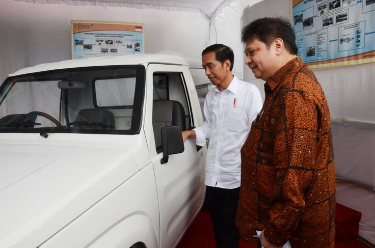 Konsep Produk Kendaraan Pedesaan Telah Rampung