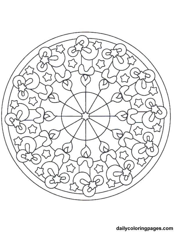 92 best mandala christmas winter images on pinterest coloring pages coloring books and. Black Bedroom Furniture Sets. Home Design Ideas