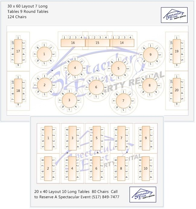 15 best images about tent layout on pinterest for Wedding tent layout tool