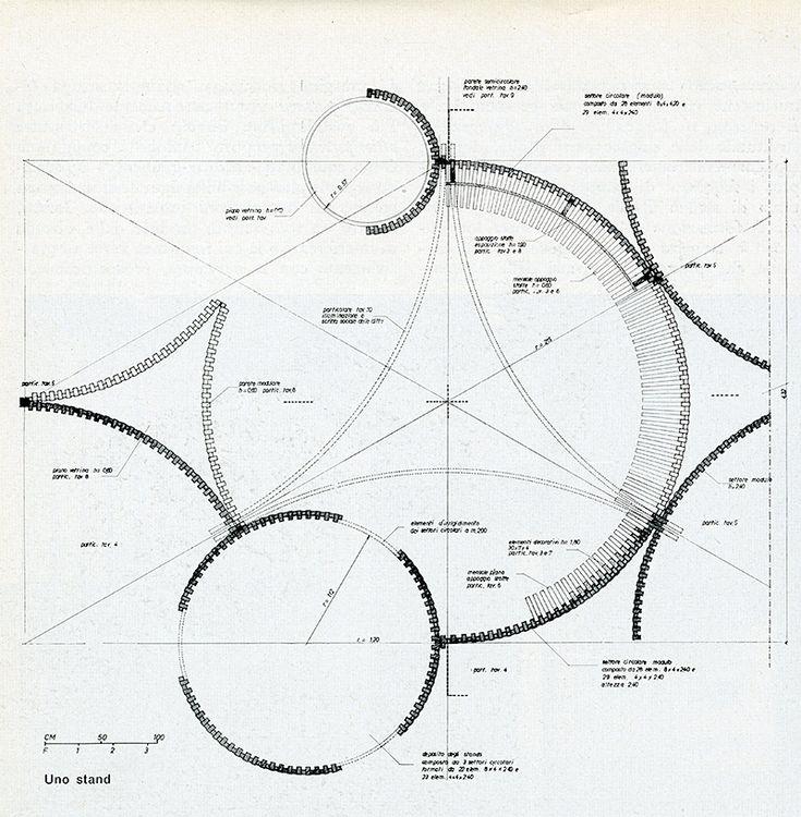 Aldo Rossi. L'Architettura 136 Feb 1967: 648